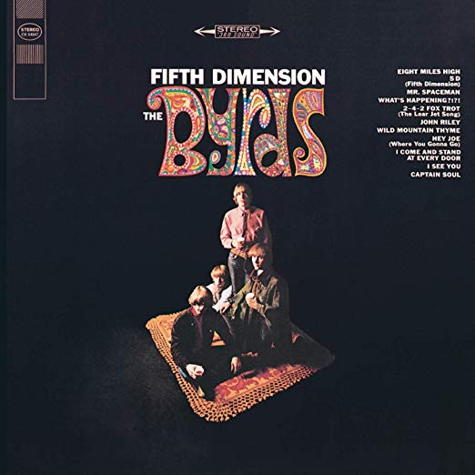 Byrds, The - Fifth Dimension [LP]