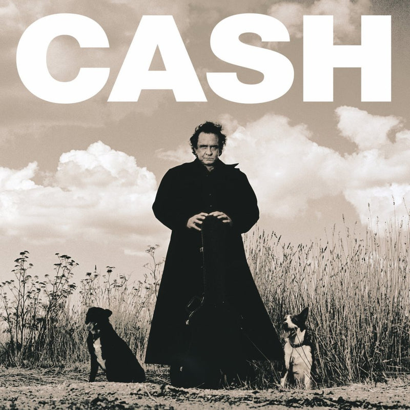 Johnny Cash - American Recordings [LP]