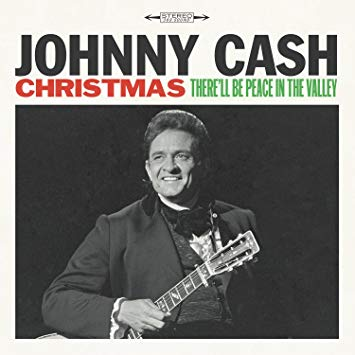 Johnny Cash - Christmas: There'll Be Peace In The Valley [LP]