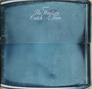 Bob Marley & The Wailers - Catch A Fire [LP - Lighter]