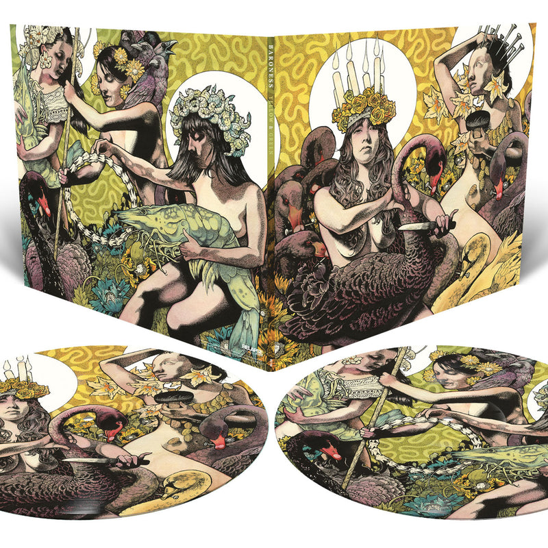 Baroness - Yellow & Green [2xLP - Picture Disc]