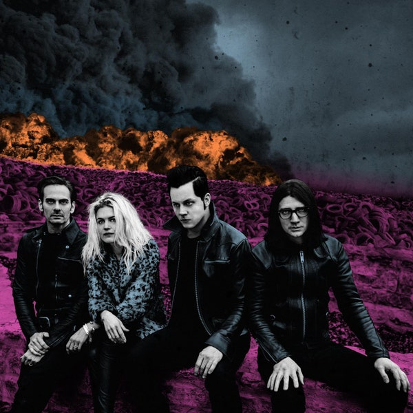 Dead Weather, The - Dodge And Burn [LP]
