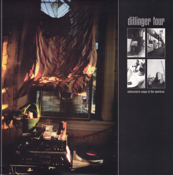 Dillinger Four - Midwestern Songs Of The Americas [LP]