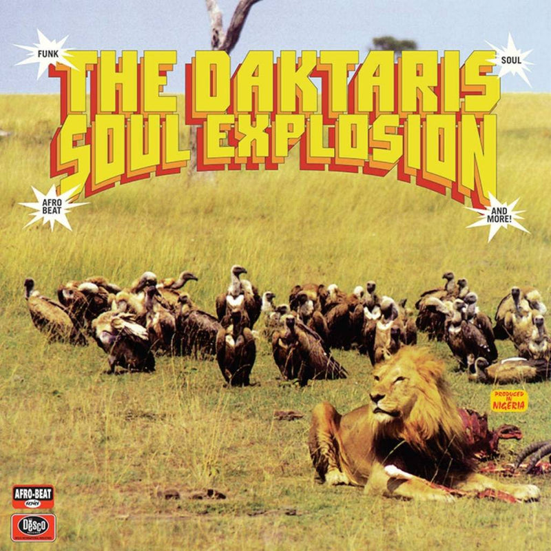 Daktaris, The - Soul Explosion [LP]