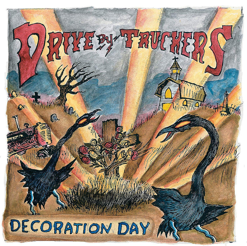 Drive-By Truckers - Decoration Day [2xLP]
