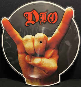 Dio - The Last In Line [Pic Disc]