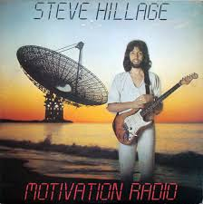 Steve Hillage - Motivation Radio [LP]