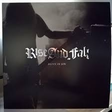Rise And Fall - Alive In Sin [LP]