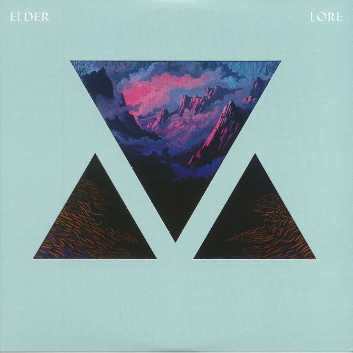 Elder - Lore [2xLP - Color]