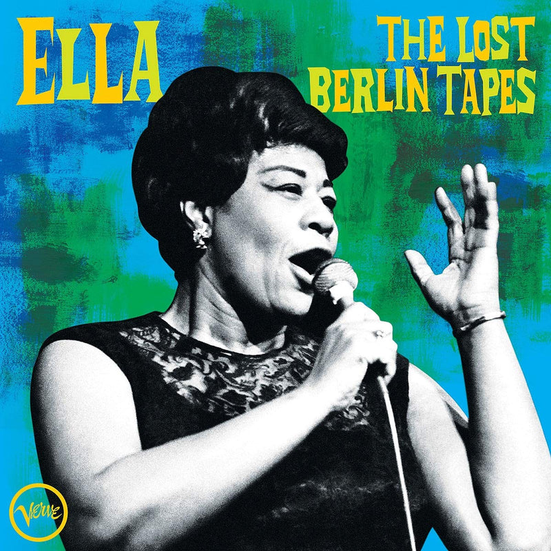 Ella Fitzgerald - The Lost Berlin Tapes [LP]