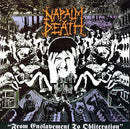Napalm Death - From Enslavement To Obliteration [LP]