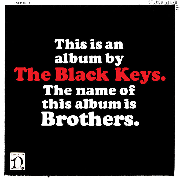 Black Keys, The - Brothers (10th Anniversary Edition) [2xLP]