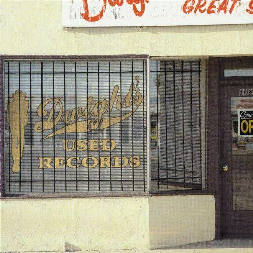 Dwight Yoakam - Dwight's Used Records [LP - Gold]