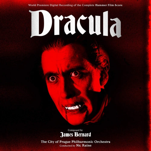 James Bernard - Dracula / The Curse of Frankenstien [2xLP - Red/Green]