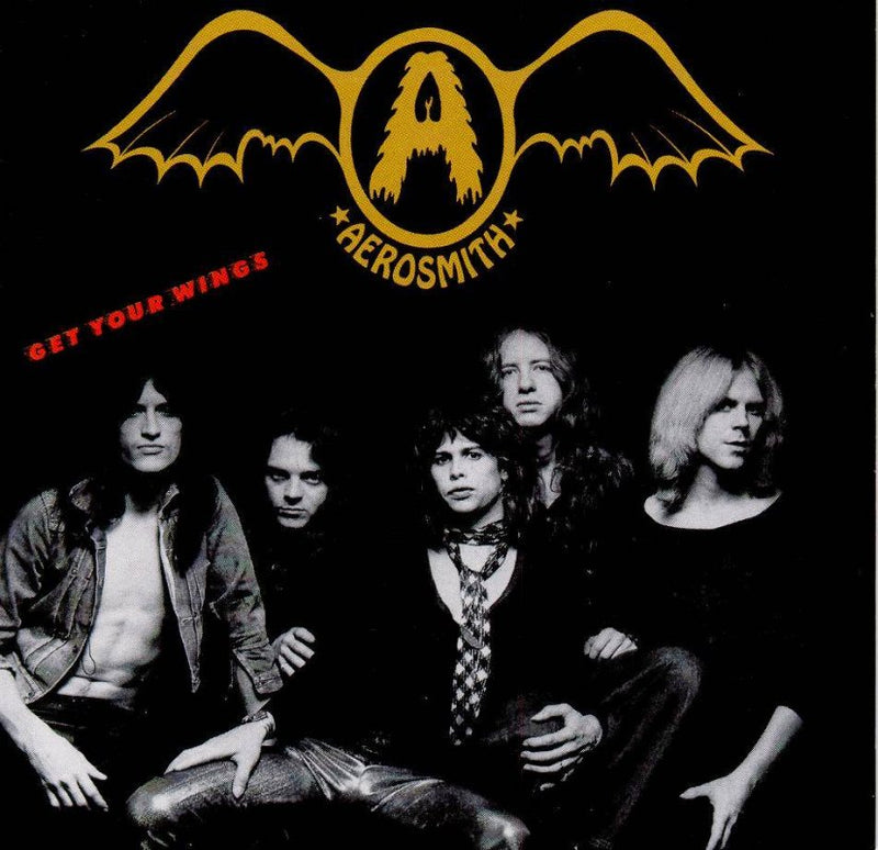 Aerosmith - Get Your Wings [LP]