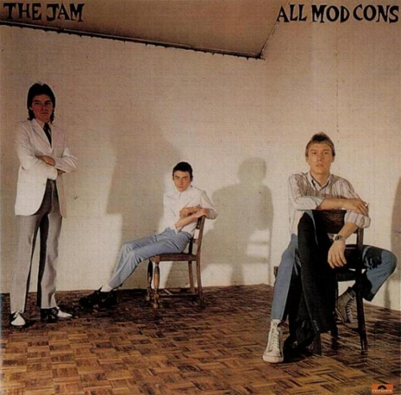 Jam, The - All Mod Cons [LP]