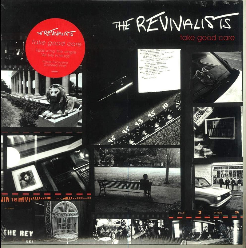 "Revivalists, The - Take Good Care (Indie Exclusive) [LP - Color + 7""]"
