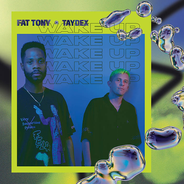 Fat Tony & Taydex - Wake Up [LP - Neon Yellow]