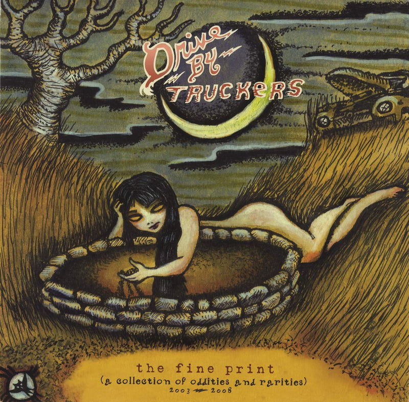 Drive-By Truckers - The Fine Print [2xLP]