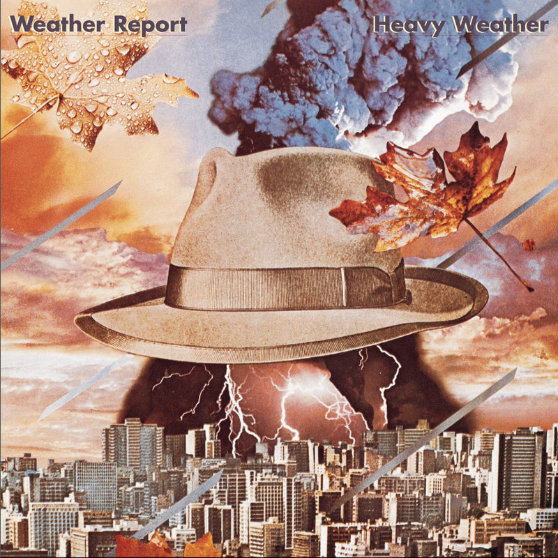 Weather Report - Heavy Weather [LP]