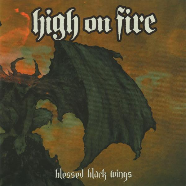 High On Fire - Blessed Black Wings [2xLP]