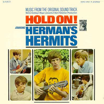 Herman's Hermits - Hold On! [LP]