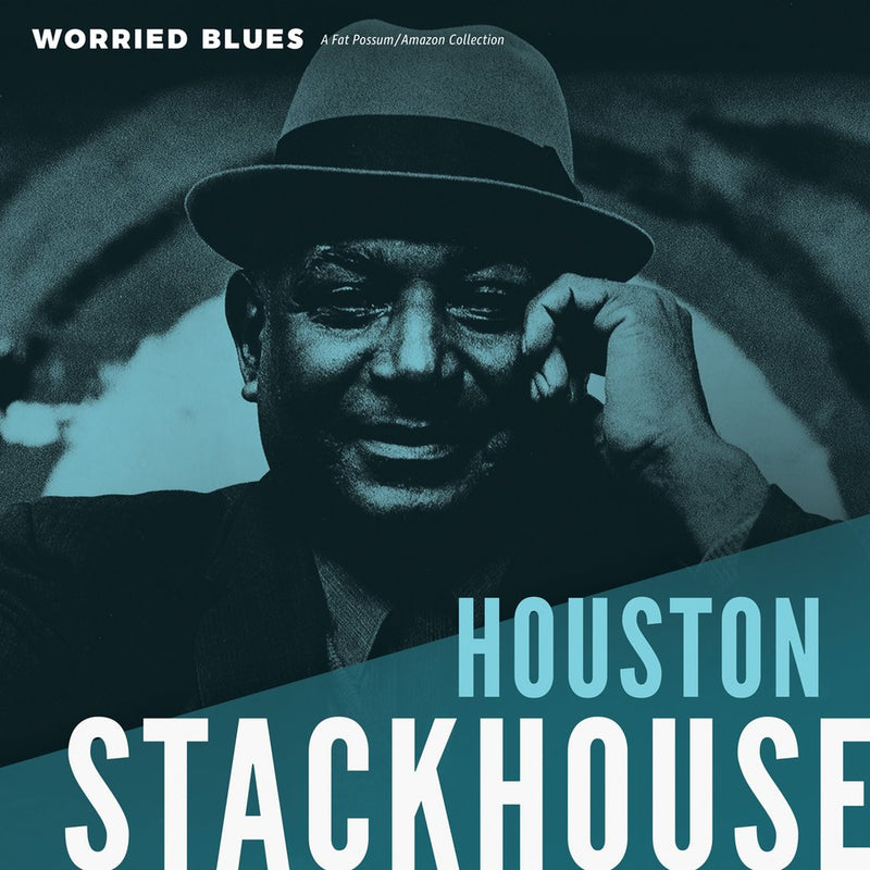 Houston Stackhouse - Worried Blues [LP]