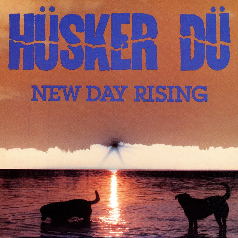 Husker Du - New Day Rising [LP]