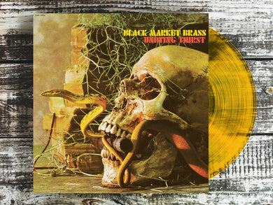 Black Market Brass - Undying Thirst [LP - Gold]