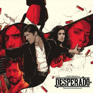 Various Artists - Desperado: The Soundtrack [2xLP - Blood & Gunpowder]