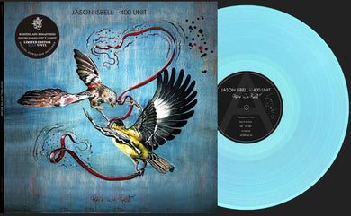 Jason Isbell & The 400 Unit - Here We Rest [LP - Blue Vinyl]