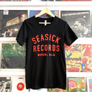 Seasick Arch Tee - Black