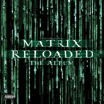 Various Artists - Matrix Reloaded: Music From and Inspired By The Motion Picture [2xLP - Green]