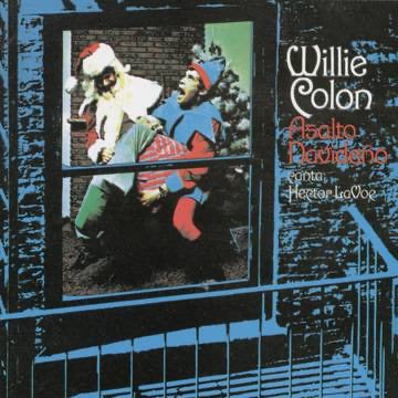 Willie Colon - Asalto Navideño [LP - Red]