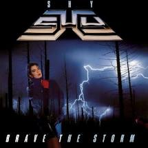 Shy - Brave The Storm [LP]