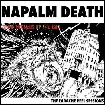 Napalm Death - The Earache Peel Sessions [LP]
