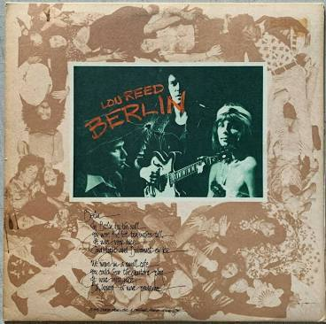 Lou Reed - Berlin [LP]