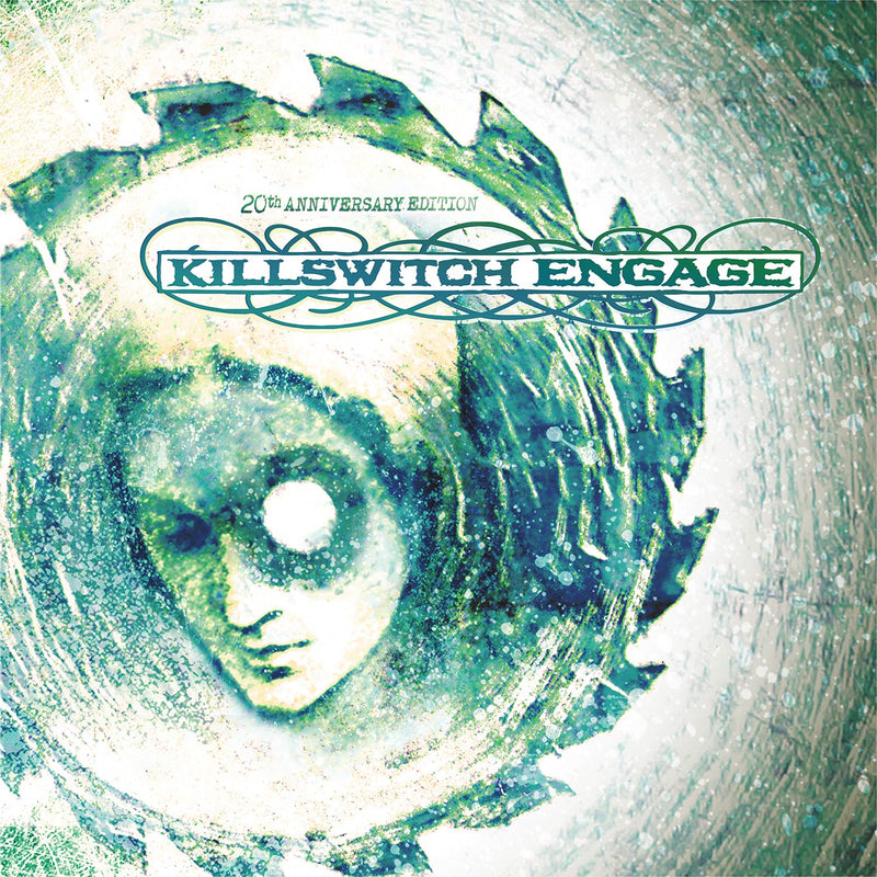 Killswitch Engage - Killswitch Engage (20th Anniversary) [LP - Coke Bottle Clear / Olive Green Split]