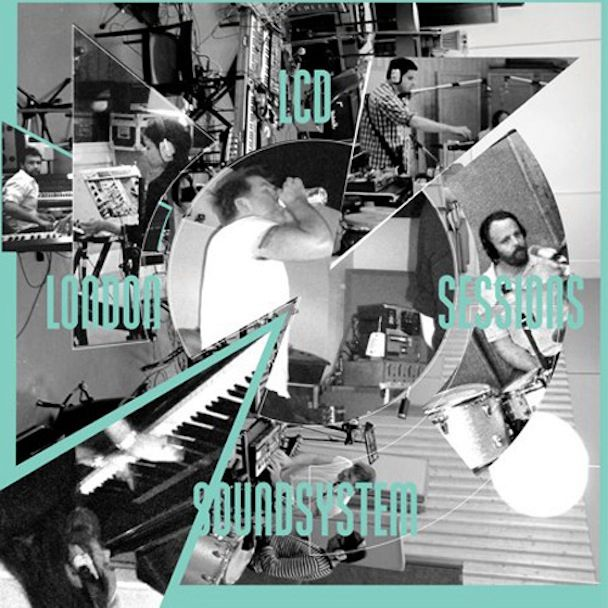 LCD Soundsystem - London Sessions [2xLP]