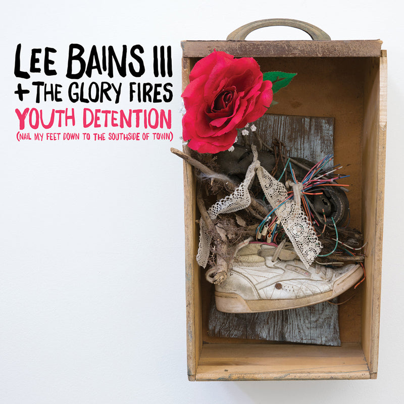 Lee Bains III & The Glory Fires - Youth Detention [2xLP - Pink]