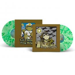 Colonel Les Claypool's Fearless Flying Frog Brigade - Live Frogs Set 1 &2  [3xLP - Green Splatter]