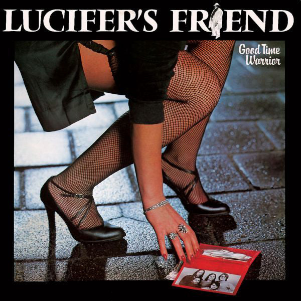 Lucifer's Friend - Good Time Warrior [LP]