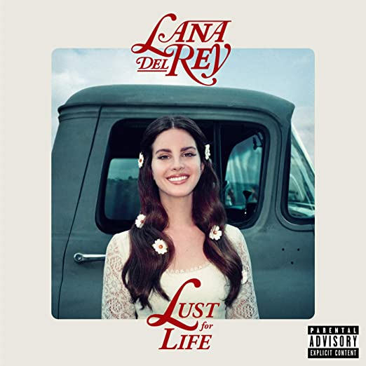Lana Del Rey - Lust For Life [2xLP]