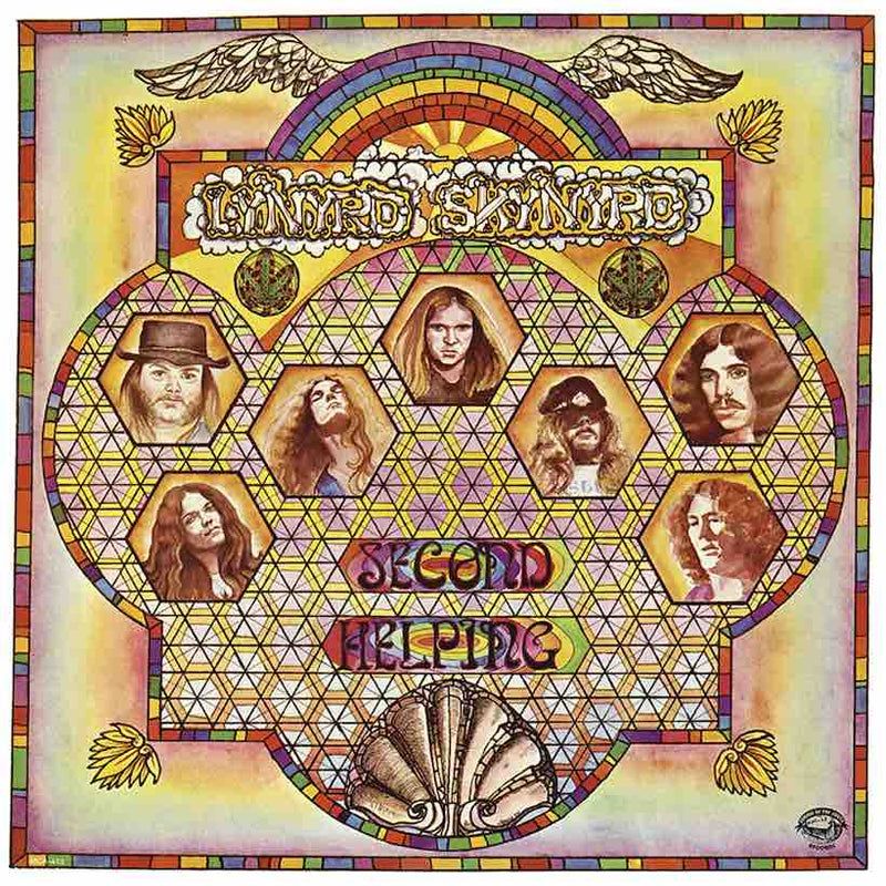 Lynyrd Skynyrd - Second Helping [LP]