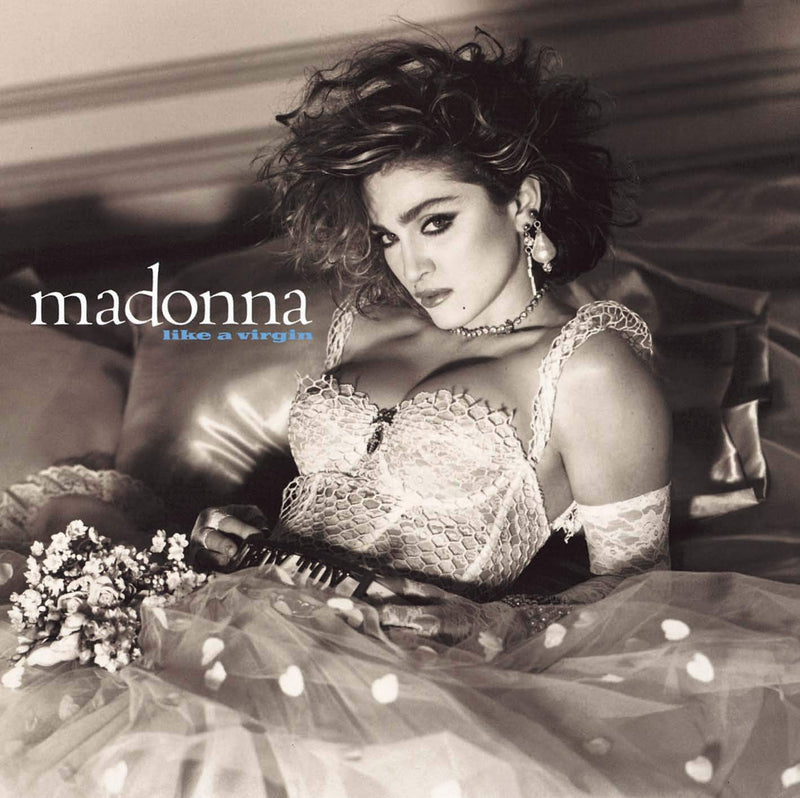 Madonna - Like A Virgin [LP - Clear]