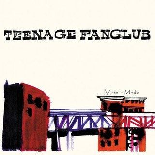 Teenage Fanclub - Man-Made [LP]