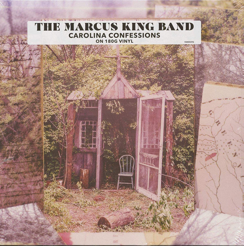 Marcus King Band, The - Carolina Confessions [LP]