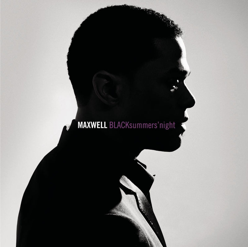Maxwell - BLACKsummers'night [LP - Color]