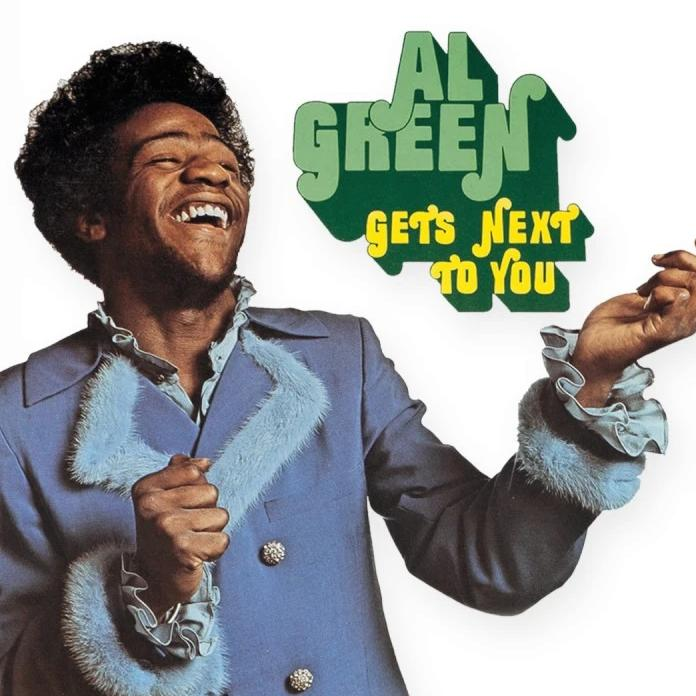 Al Green - Gets Next to You [LP]