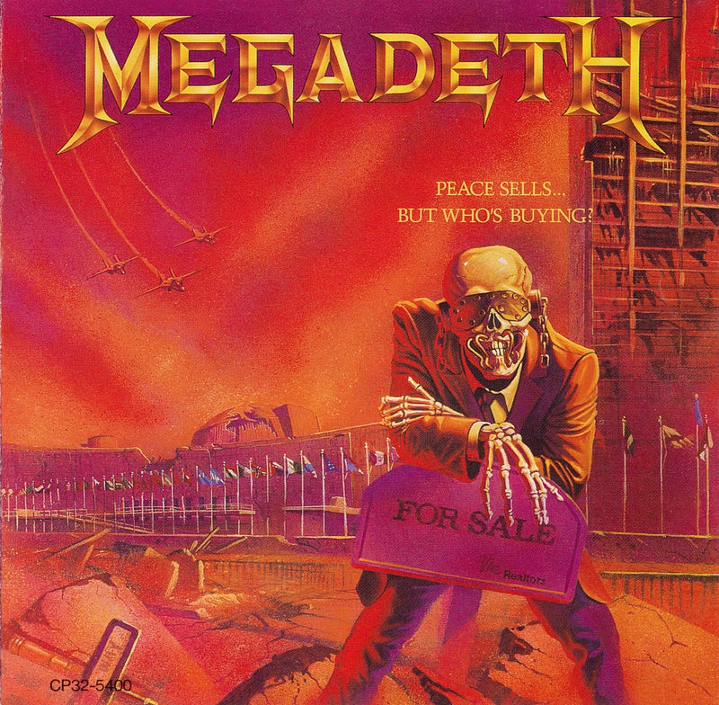 Megadeth - Peace Sells...But Who's Buying? [LP]